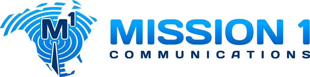 Mission 1 Communications Logo